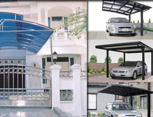 Bengkel Las Bandung – Pagar, Canopy, Teralis, Railling Tangga, Pintu Handerson, Balkon