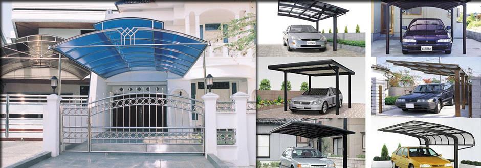 Jasa Pembuatan Canopy Bandung