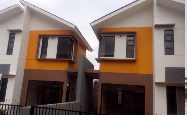 Rumah di Cipadung Panyileukan Bandung