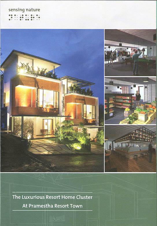 Pramestha Resort Town Dago Lembang Bandung