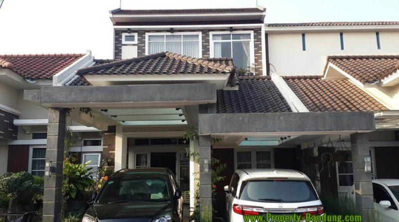 Rumah di Kotabaru Parahyangan Tatar Jingganagara
