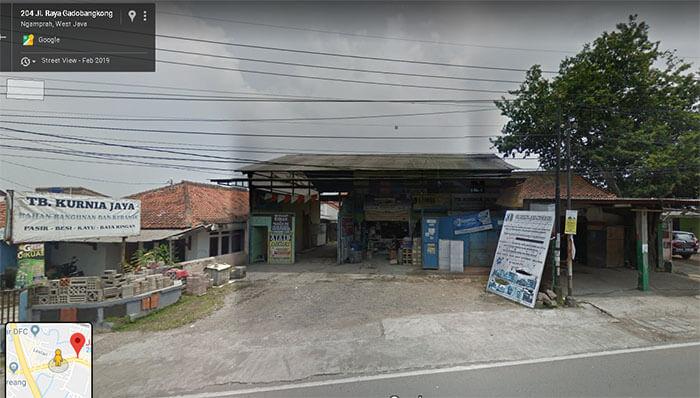 Jual Tanah dan Bangunan Toko dan Rumah Bandung Barat
