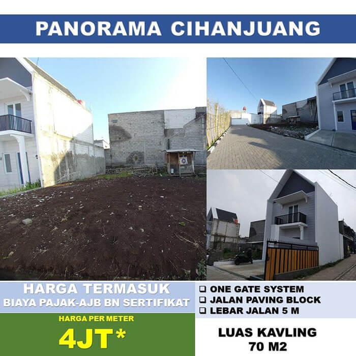 Rumah Baru Panorama Cihanjuang