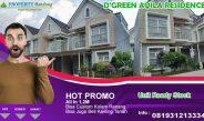 Rumah Strategis Mainroad Konsep Villa di Cimahi