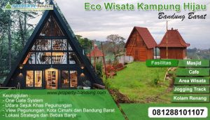 Eco Wisata Kampung Hijau Bandung Barat