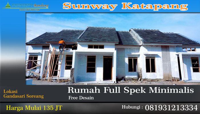 Hunian Murah di Katapang Bandung