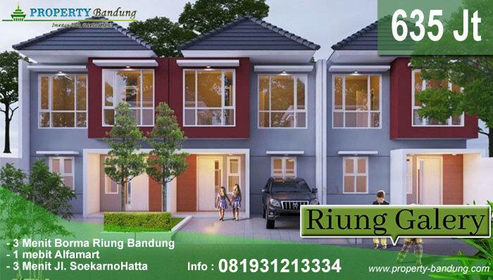 Perum Premium Riung Bandung