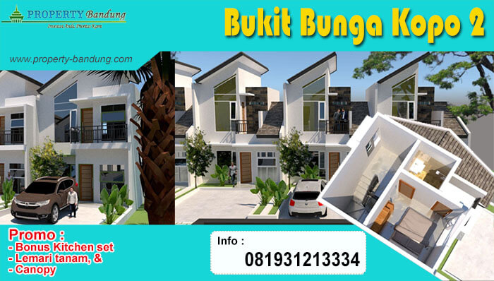 Perumahan Bukit Bunga Kopo 2 Katapang Bandung