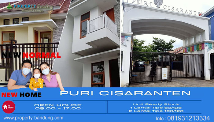 Puri Cisaranten Residence Bandung
