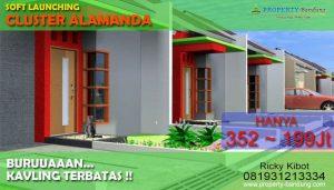 Rumah Baru di Kawasan Berkembang Bandung Timur