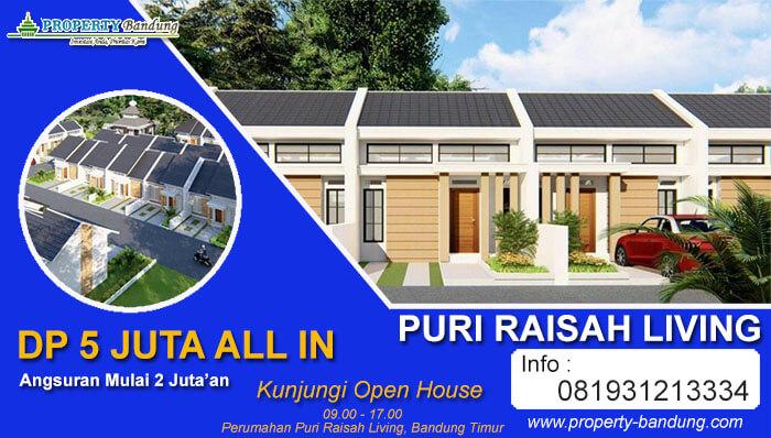 Rumah Mewah Murah Elegant di Bandung Timur