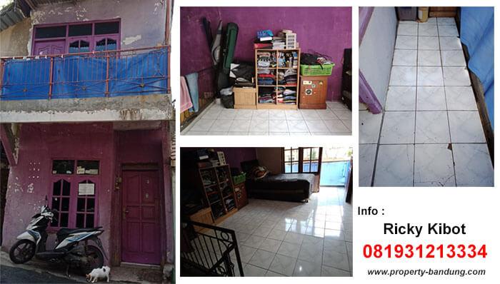 Dijual Rumah 2 Lantai Murah Minimalis di Cigadung Bojongmekar Bandung