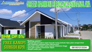 Rumah Cantik Modern di Bandung Utara