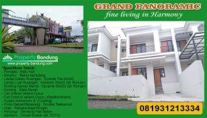 Grand Panoramic Residence Rumah Mewah Kawasan Wisata di Bandung Timur