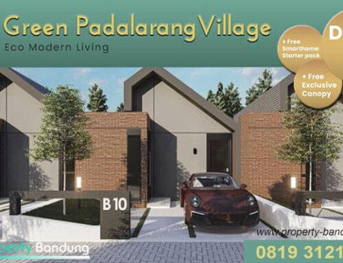 Green Padalarang Village Rumah Mewah Gaya Villa Harga Terjangkau