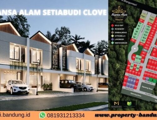 Nuansa Alam Setiabudi Clove Hunian Mewah di Kawasan Elit Bandung Utara
